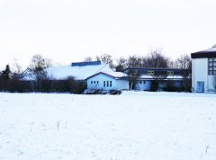 Kindergarten im Winter